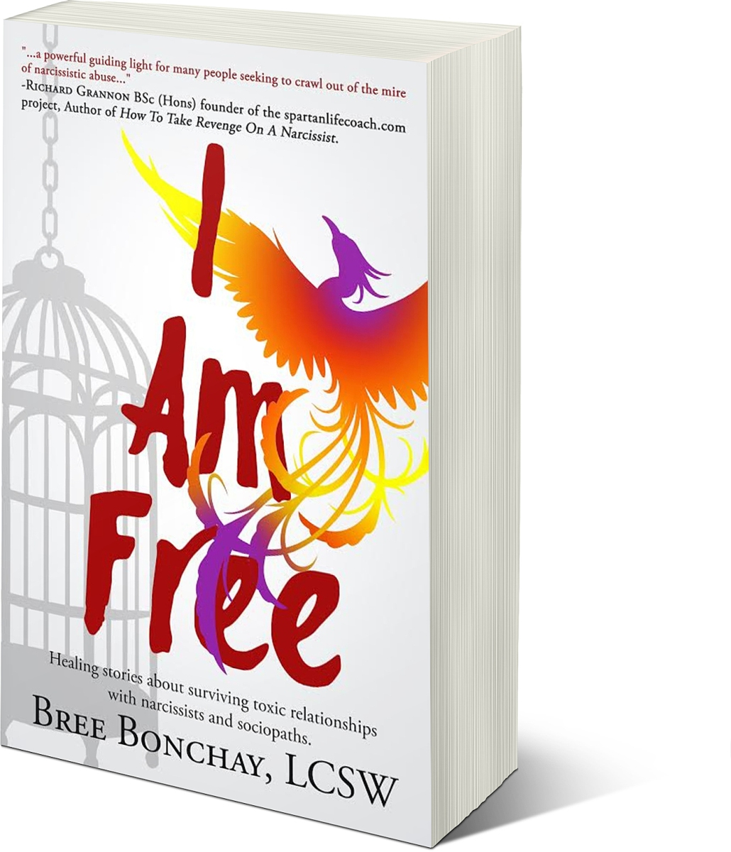 """I AM FREE"" SURVIVING NARCISSTIC ABUSE"