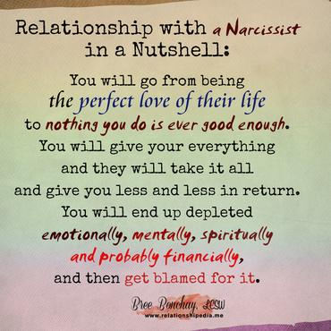 Narcissistic Relationship Dynamic